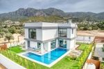 3+1 duplex villas and 4+1 duplex villas located in a peacefu