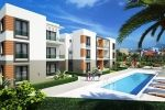 A spacious and new 2 bedroom apartment with a total area of