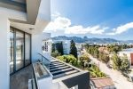 Luxury two-bedroom penthouse of 140 m² in the center of Kyre