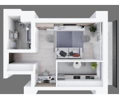Complex Himson, Apartamente premium STUDIO, preturi promotionale - Imagine 4