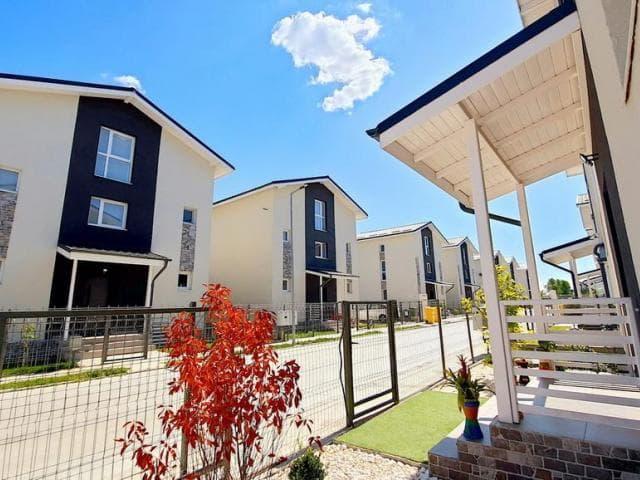 Vile 4 & 5 camere complex rezidential Otopeni City Gardens - 2